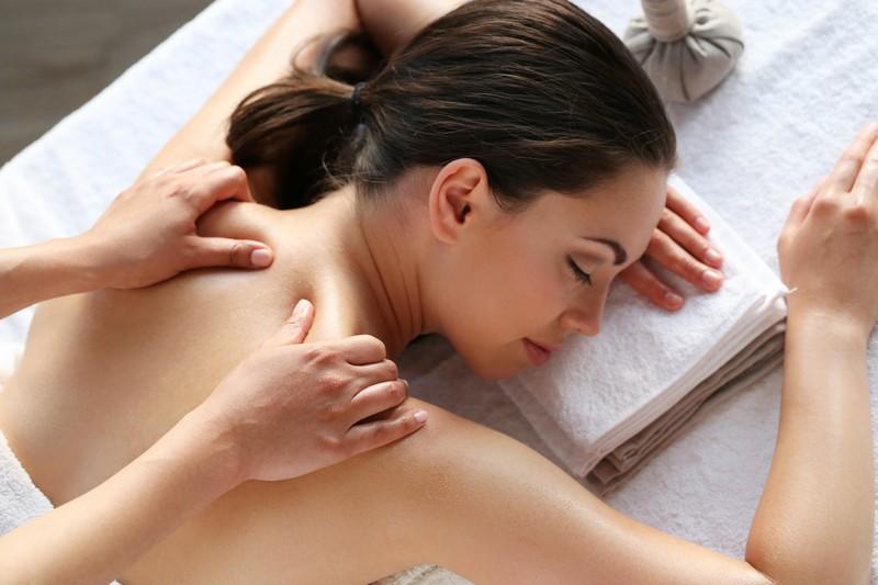 Общий классический массаж всего тела в SPA-центре DIVA (Киев)