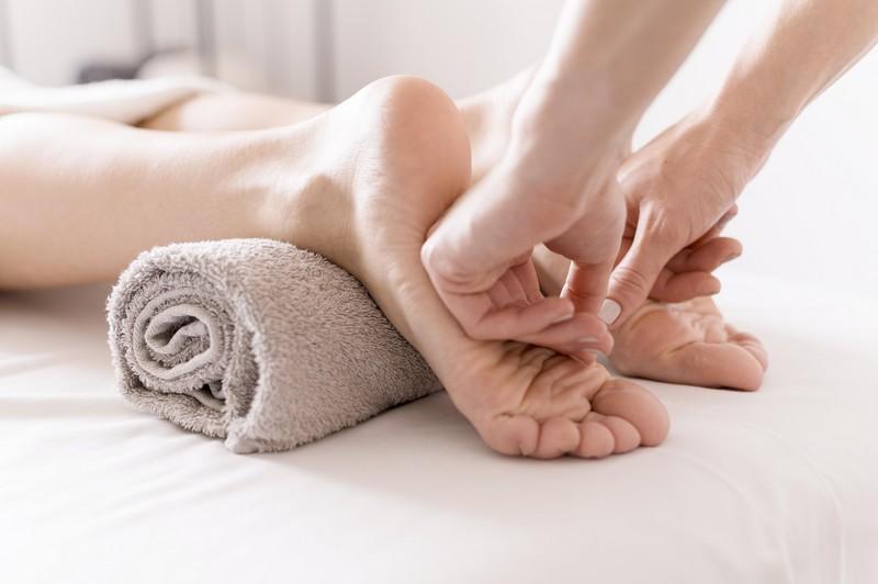 Особенности процедуры рефлекторного массажа