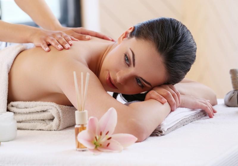 Тайський арома масаж