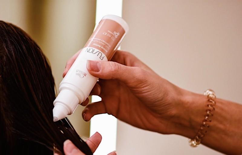Тонування волосся в салоні Diva