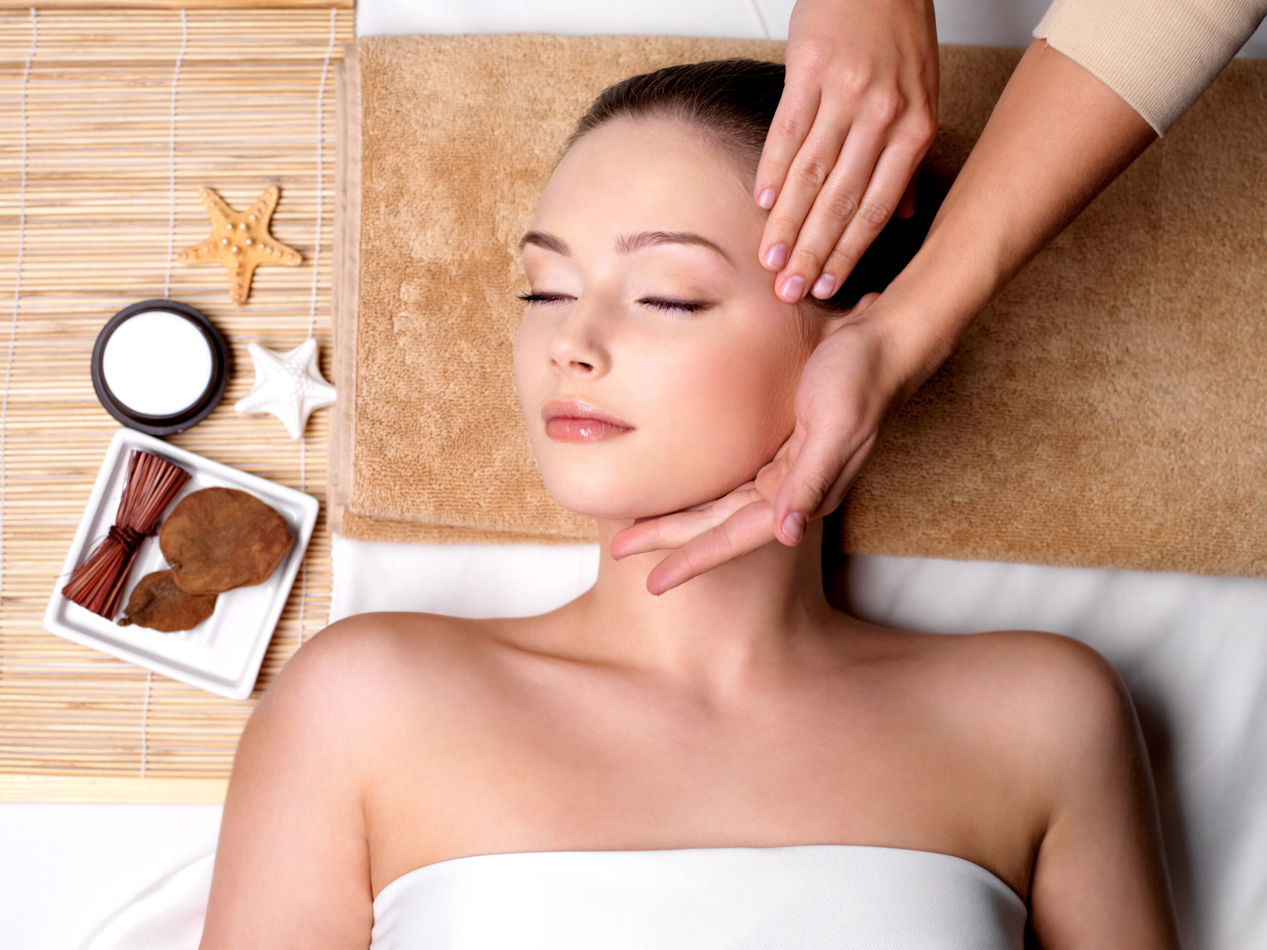 The main reasons to buy a certificate for spa treatments: